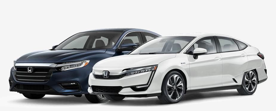 Honda Hybrids