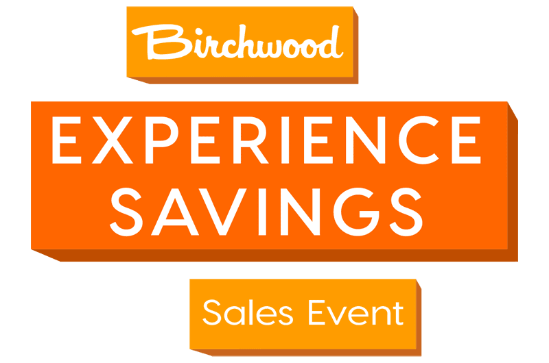Experience Savings Sales Event