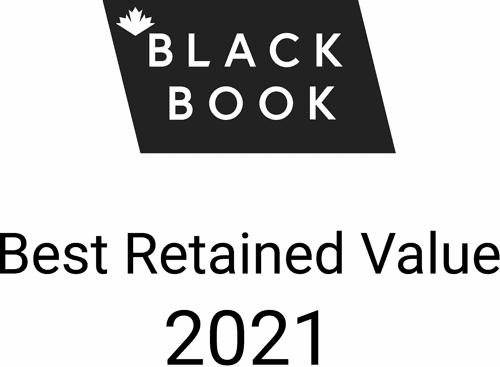 Black Book Best Retained Value 2021